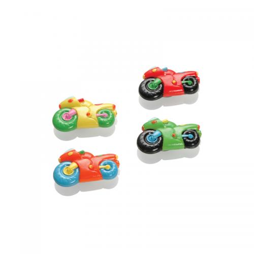 Fridge magnetset Booster, Racebike Mini 183 1182