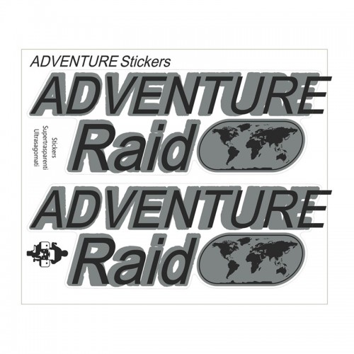 Αυτοκόλλητα Booster Adventure Raid _ 180 2925