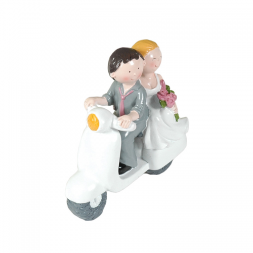 WEDDING SCOOTER 12cm BOOSTER 183 1028 210