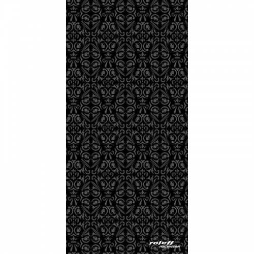 Roleff Ro 409 Multipurpose scarf Tribal black