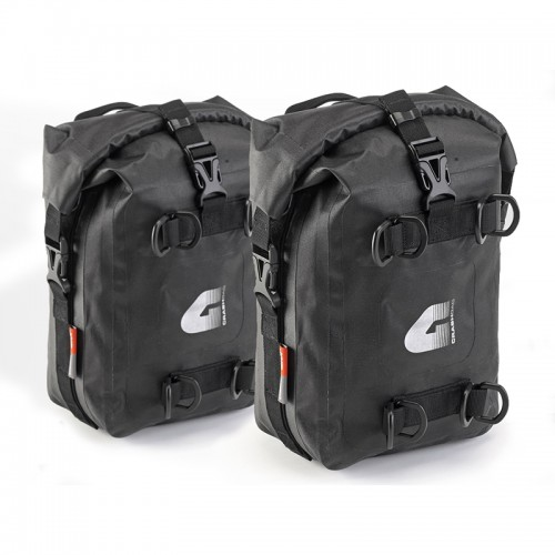 T513 Pair of universal waterproof engine-guard bags GIVI