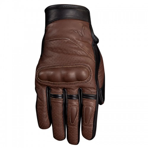 Nordcap GT-Carbon dark brown gloves