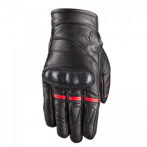 Γάντια Nordcap GT-Carbon μαύρo-κόκκινο