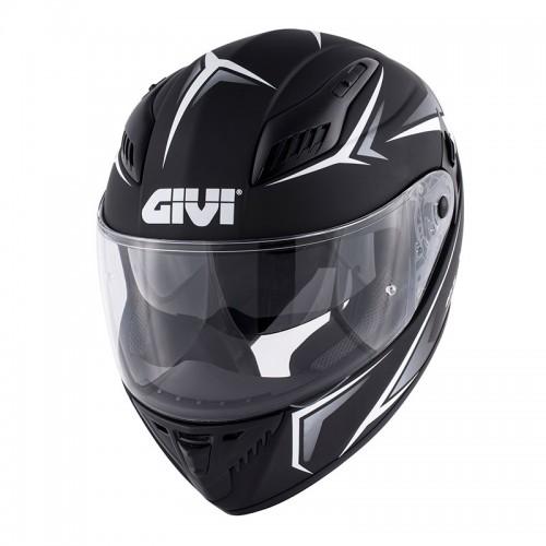Κράνος Givi H40.5 Fiber_white/mat black