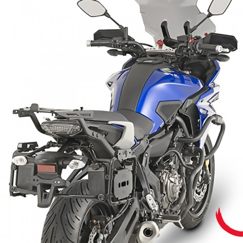 GIVI PLR2130 QUICK RELEASE PANNIER RACK FOR YAMAHA MT-07 TRACER