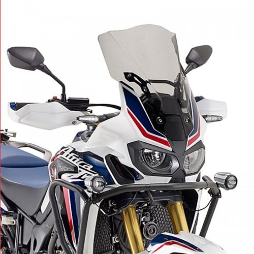 Ζελατίνα D1144S_CRF1000L Afrika twin'16 φυμέ Honda GIVI