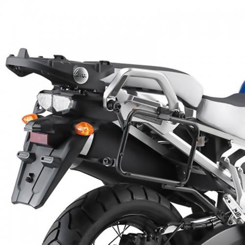 Βάσεις πλαϊνών βαλιτσών PLR2119  XT1200ZE'14 SUP.TENERE Yamaha GIVI
