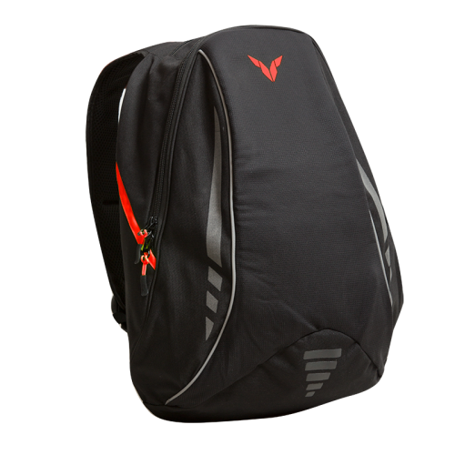 Nordcap Sports bag black/red