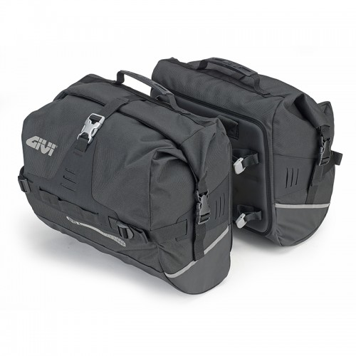GIVI UT808  Waterproof Saddle Bags - 50 Litres