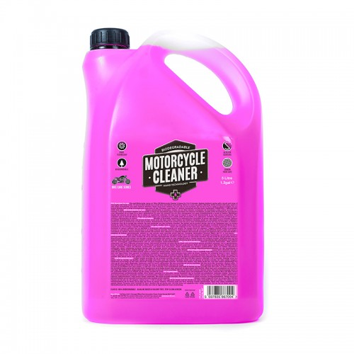 MUC-OFF  NANO TECH MOTORCYCLE CLEANER 5Lt