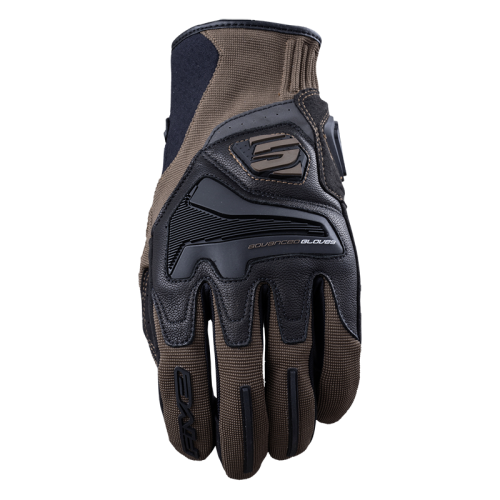 Five RS4 Brown gloves