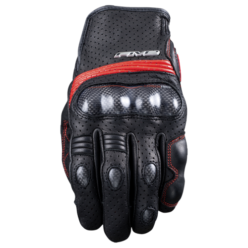 Five Sportcity S Carbon Black / Red