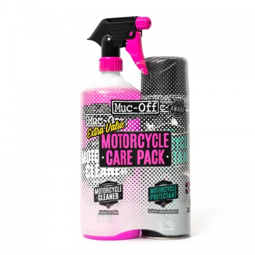 Καθαριστικό & γυαλιστικό σετ Muc Off _ Duo Care kit