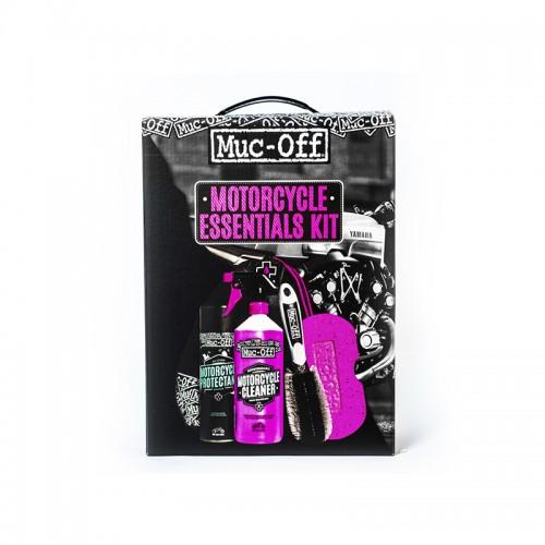 Καθαριστικό & γυαλιστικό κιτ Muc Off _ Essentials Care kit