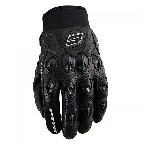 Γάντια Five_ Stint leather air μαύρο