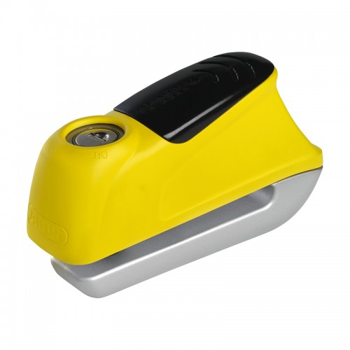 Κλειδαριά δισκοφρένου & συναγερμός Abus TRI350Y κίτρινο