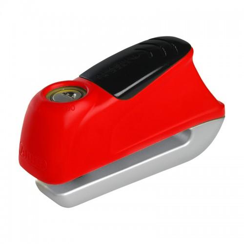 Κλειδαριά δισκοφρένου & συναγερμός Abus TRI345R κόκκινο
