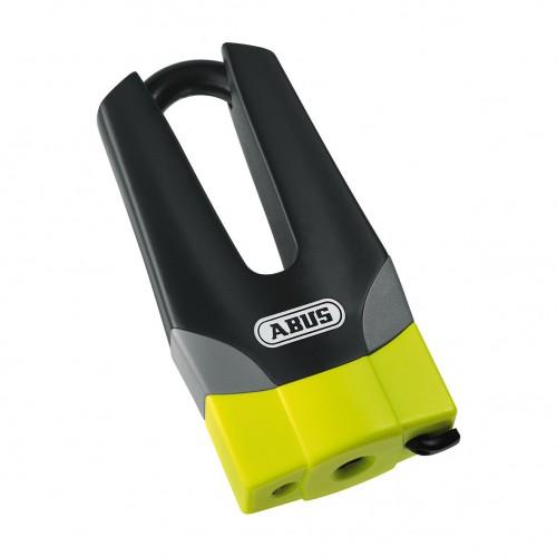 ABUS 3760HB70Y Brake disc lock 37/60HB70 Maxi yellow