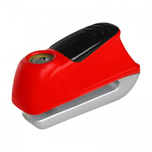Κλειδαριά δισκοφρένου & συναγερμός Abus TRI350R κόκκινο