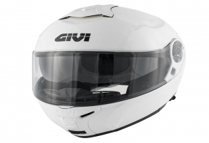 GIVI X.21 CHALLENGER gloss white / black