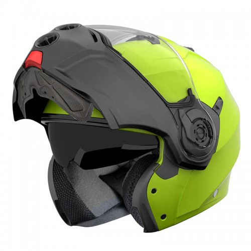 CABERG DROID FLIP-UP HELMET HiVison