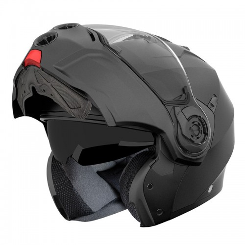 CABERG DROID FLIP-UP HELMET Matt Black