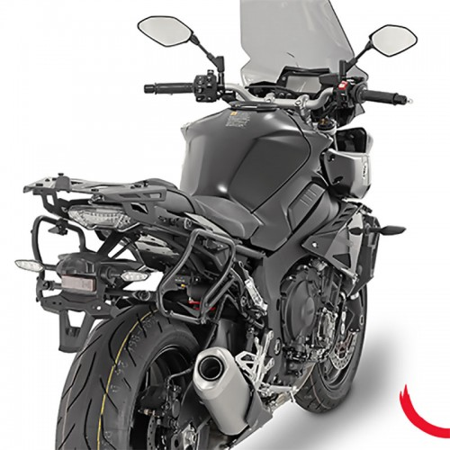 GIVI PLXR2129 QUICK RELEASE PANNIER RACK FOR YAMAHA MT-10
