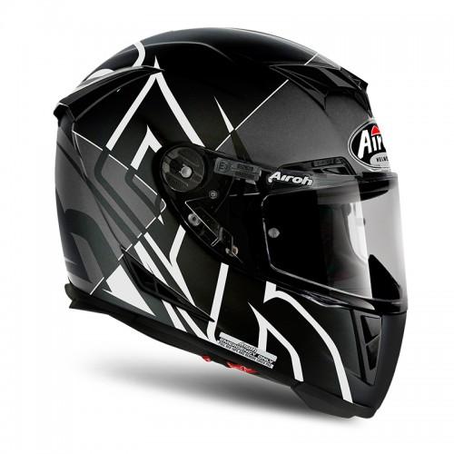 Airoh GP 500 Sectors white-black matt
