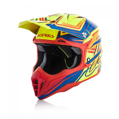 Acerbis  IMPACT 3.0 22100.274  fluo yellow/blue