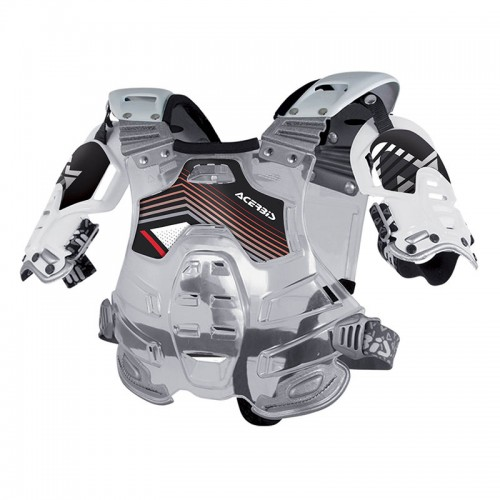 ACERBIS ROOST DEFLECTOR BOMBER 1534.357 clear/weiss