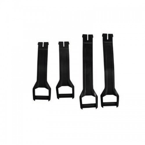 Acerbis X-Move straps set  17737 black