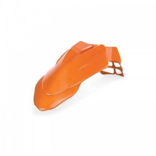 Uni supermotard Front fender Acerbis_8033.010 orange