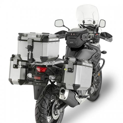 Βάσεις πλαϊνών βαλιτσών obk PL3112cam_DL650 V-Strom 2017 Suzuki Givi