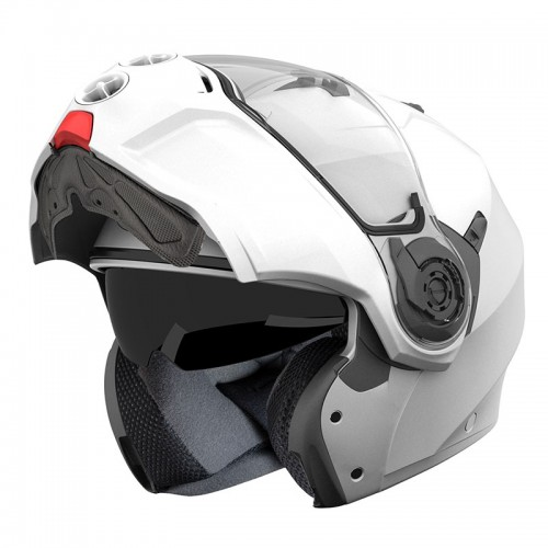 CABERG DROID FLIP-UP HELMET White