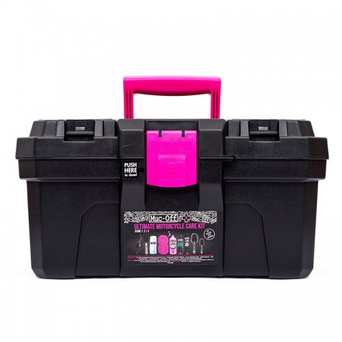 Muc Off _ ultimate motorcycle cleaning kit