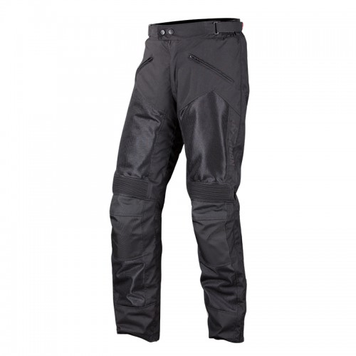 Nordcap Fight air black oversize pants