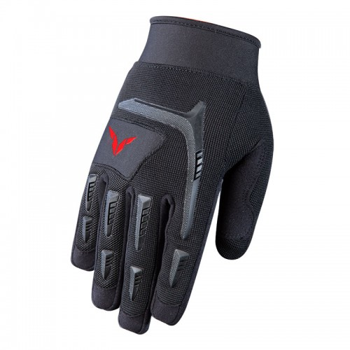 Gloves Nordcap Downhill Black