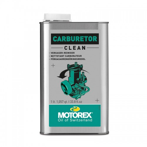 MOTOREX Carburetor Cleaner 1Lt