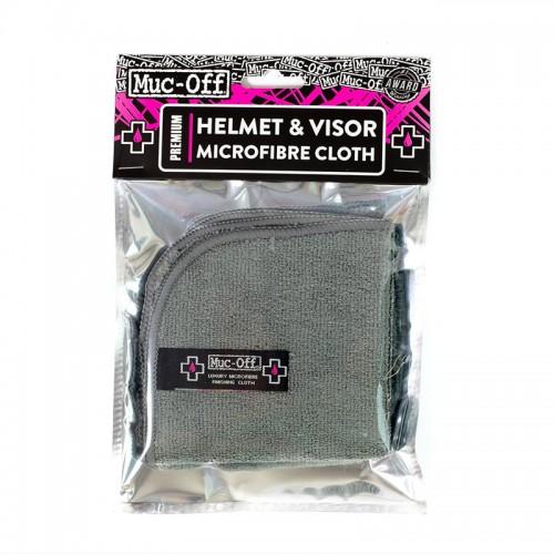 Πανί καθαρισμού κράνους και ζελατίνας Muc Off _ Premium Microfiber cloth