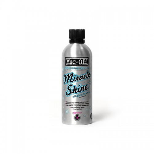 Γυαλιστικό σπρέυ Muc Off _ Miracle Shine Polish 500ml