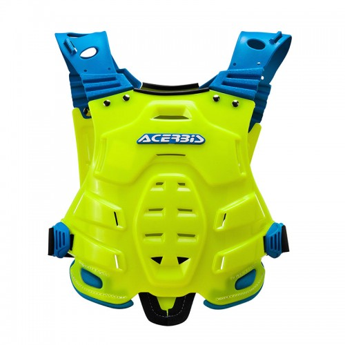 Acerbis PROFILE CHEST PROTECTOR 2.0 _ 16987 yellow-blue