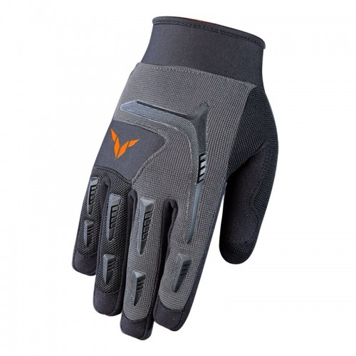 Gloves Nordcap Downhill Black - Grey
