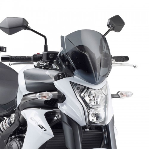 GIVI A4104 Screen and fitting kit for Kawasaki ER-6N 650