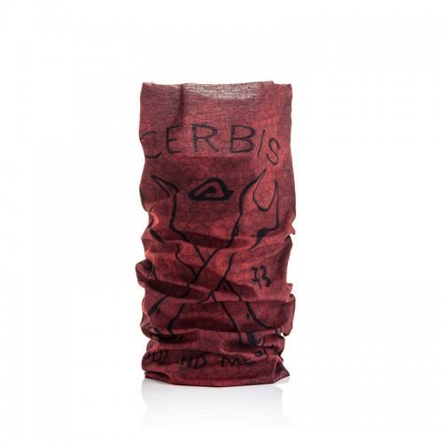 Προστασία λαιμού Αcerbis SP CLUB _22618,349 κόκκινο-μαύρο