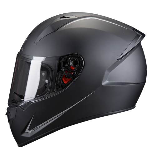 MT Stinger Helmet matt black