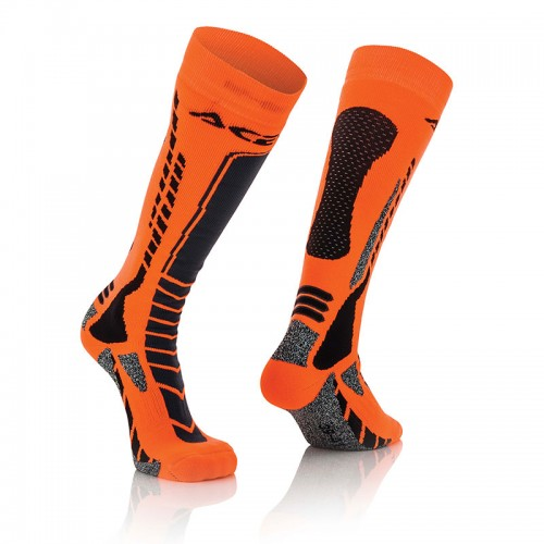 Acerbis MX PRO SOCKS 22077.313 black/orange