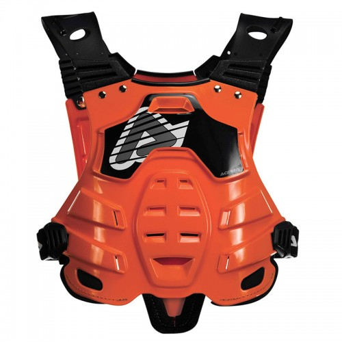 Acerbis PROFILE CHEST PROTECTOR 2.0 _ 16987 orange-black