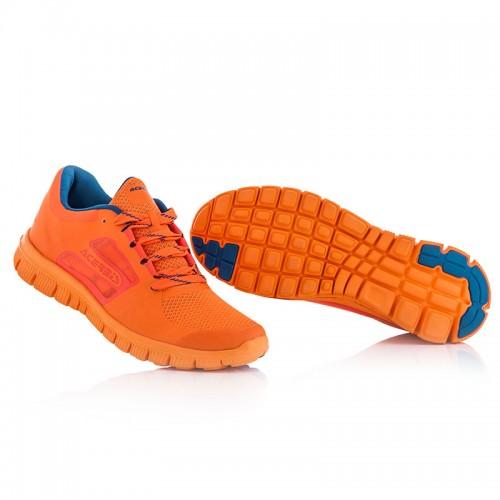 Παπούτσια running Αcerbis Corporate 17806.014 πορτοκαλί fluo