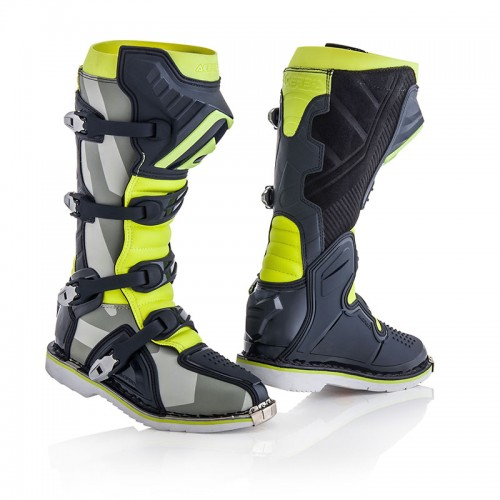 Boots Acerbis 21596.290 X-PRO V grey/fluo