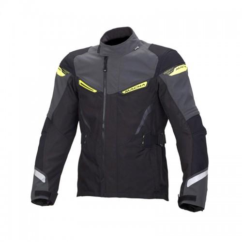 Jacket MACNA MYTH NIGHT-EYE Black-Fluo